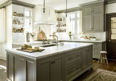 blue gray cabinets transitional kitchen westbrook gray and white kitchen design transitional kitchen