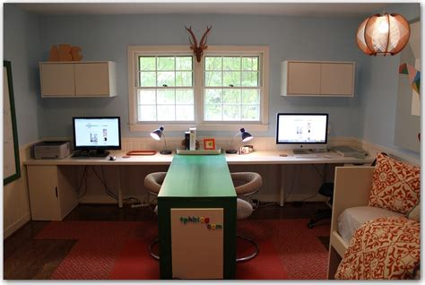 the homeschool room the study a before after