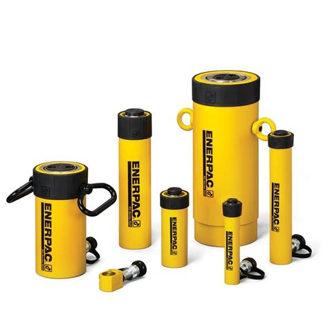 enerpac ram enerpac rc series single acting cylinders hyquip