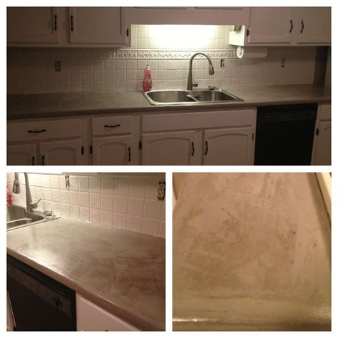 Ardex Feather Finish Countertops by Diy Ardex Concrete Counters Three Coats Of Ardex Feather