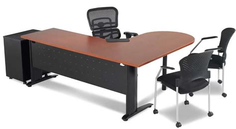 schreibtisch l l shaped desks come in different finishes