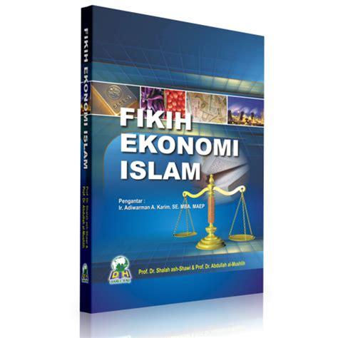 Fikih Ekonomi Umar fikih ekonomi islam bukumuslim co