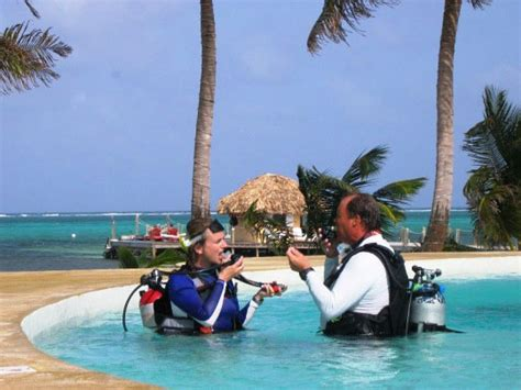 ambergris caye dive resort belize dive resorts dive the world vacations