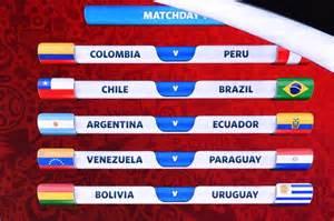 Calendario Jogos Eliminatorias 2018 Brasil Enfrentar 225 O Chile Na Estreia Das Eliminat 243 Rias