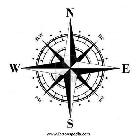 compass tattoo einfach 107 besten tattoos bilder auf pinterest t 228 towierungen