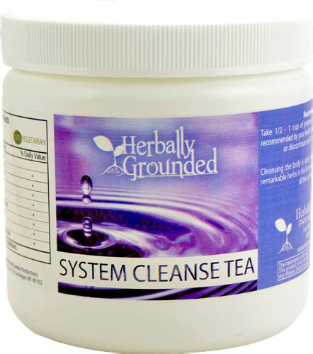 Does Detox Tea Clean Your System Of system cleanse tea eliminate wast in the herbally