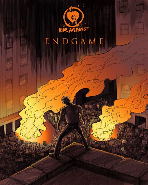 Or The Endgame Rise Against Endgame By Manimthirsty On Deviantart