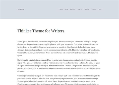 themes for writers tumblr thinker tumblr