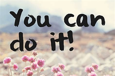 You Can You Will who says you cannot do it 1 djjs