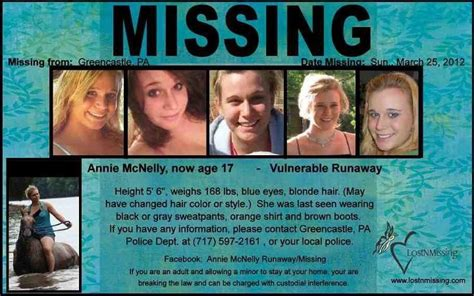 pennsylvania missing persons 17 best images about missing persons on pinterest