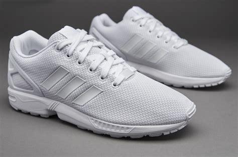 Harga Adidas Zx Flux Original sepatu sneaker adidas zx flux white