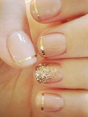New Gold Feminim best 25 wedding nails ideas on pretty nails