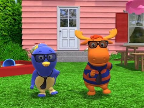 Backyardigans Elephant On The Run Quot The Backyardigans Quot Elephant On The Run Tv Episode Imdb