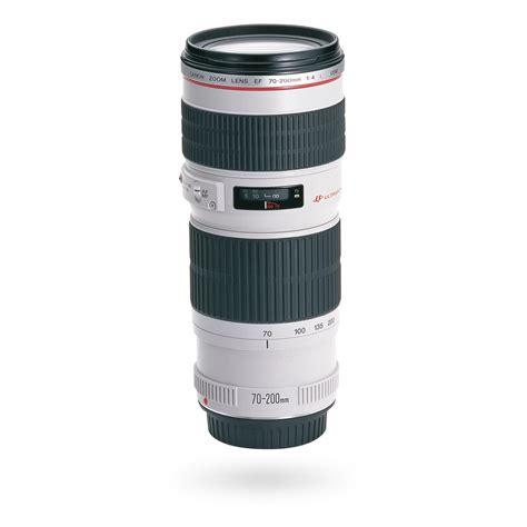 Lensa Canon 70 200mm F 4l ef 70 200mm f 4l usm lens canon new zealand
