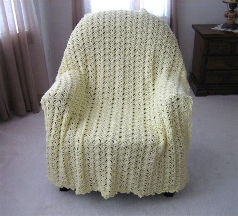 Crochet Throw Blanket Pattern by Lace Crochet Blanket Allfreecrochet