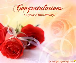 congratulations on your anniversary