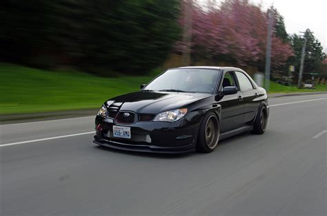 hawkeye subaru stance the fitment collective