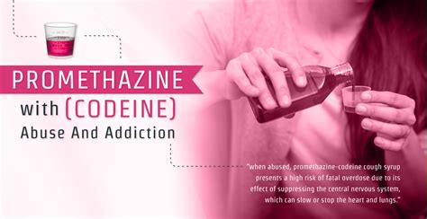 Codeine Detox Symptoms by Promethazine With Codeine Abuse And Addiction