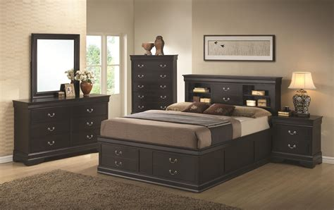 Coaster Furniture Bedroom Sets by Coaster Furniture Louis Philippe Bedroom Set