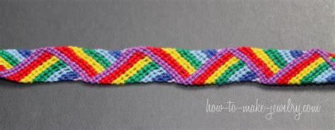 zig zag pattern friendship bracelet instructions friendship bracelet patterns