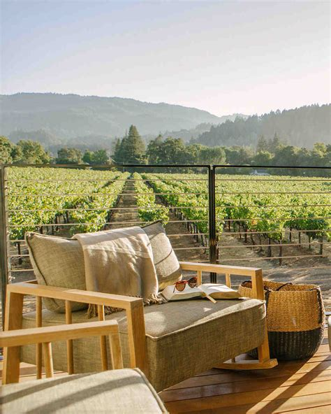 napa valley set of 2 the 19 most hotels in the continental u s martha stewart weddings
