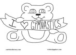 gymnastics coloring pages cwf rubber flooring inc coloring book pages of gymnastic
