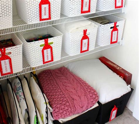 comforter storage ideas storage for sheets and blankets organizer ideas home