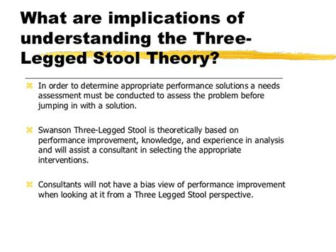 3 Legged Stool Model Ulrich by Richard Na Presentation