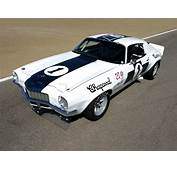 Chevrolet Camaro Chaparral Trans Am 1970  Mad 4 Wheels