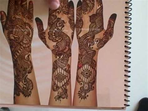 henna design book review henna arabic designs for hands all about