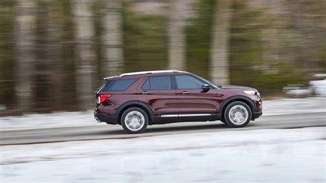 2020 Ford Explorer Design by 2020 Ford Explorer Debuts With New Design More Options