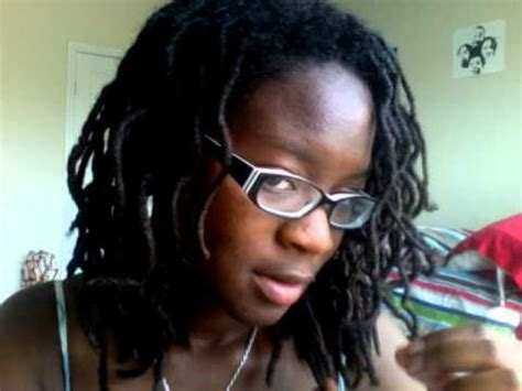 dreadlocks thinning at the root how to repair thinning spots in dreadlocks tutorial