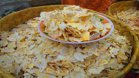 Corn Tea Teh Jagung jagung titi culinary from east flores it s delicious and crunchy