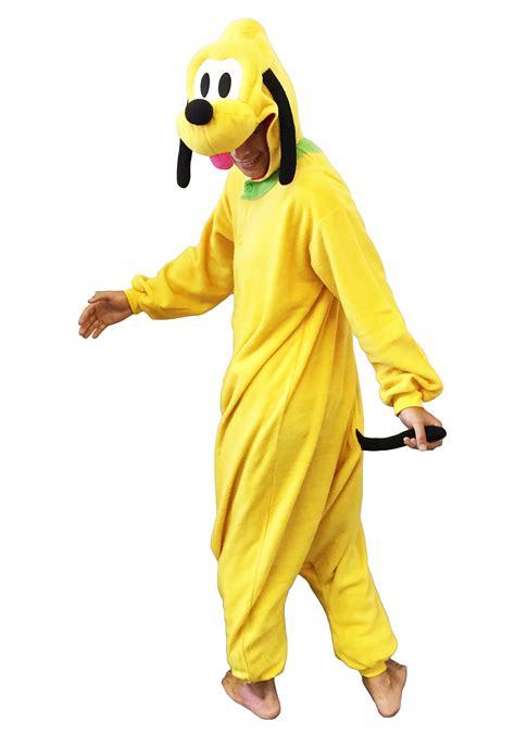 pluto costume pluto pajama costume