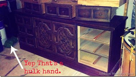 Hometalk   How To Turn A Dresser Into A Kitchen Island