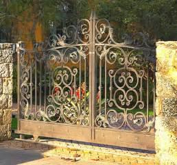 Wrought Iron Gates   Ornamental Iron Gates   Iron Garden Gates