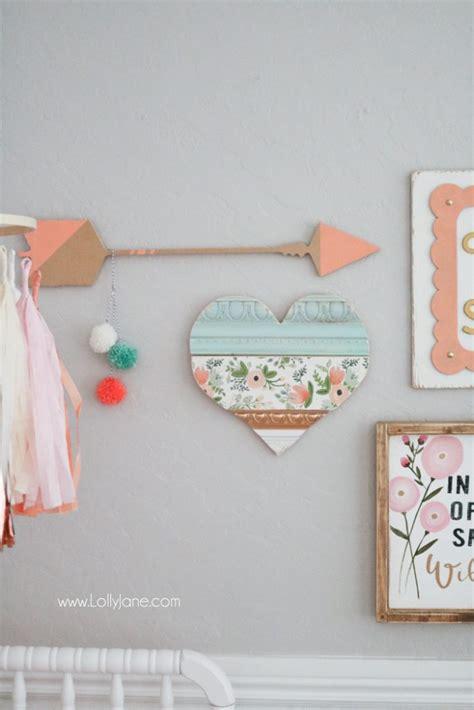 cute gallery wall ideas baby girl nursery gallery wall lolly jane