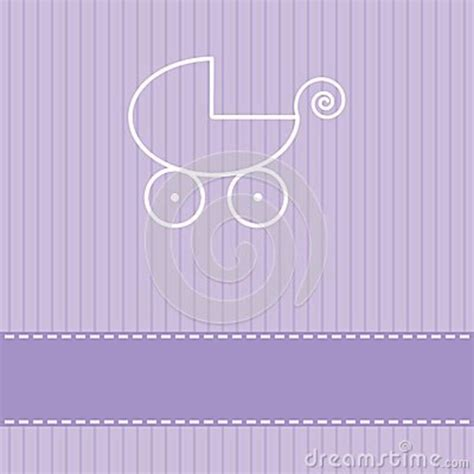 baby template greeting card stock illustration image