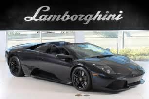 Lamborghini Murcielago 32 Lamborghini Murcielago For Sale Dupont Registry