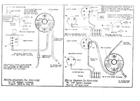 4 best images of sunpro voltmeter wiring diagram 1 wire