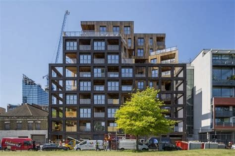 Century Plywood Shop Architects To Bring Nyc S First Wood High Rise