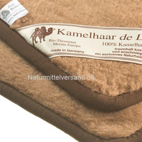 kamelhaar bettdecke 200x220 kamelhaardecke deluxe 200x220 cm g 252 nstig bei