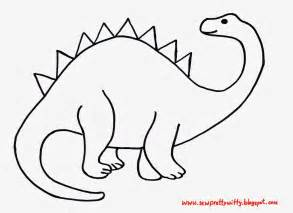 Free Dinosaur Templates by Dinosaur Applique Template Appliqu 233