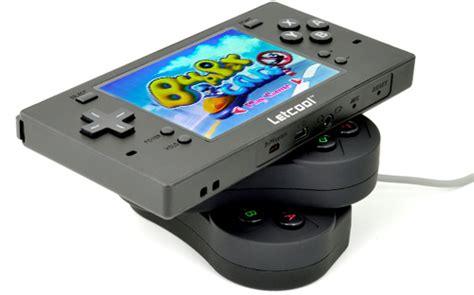 snes console emulator letcool handheld console emulator slipperybrick