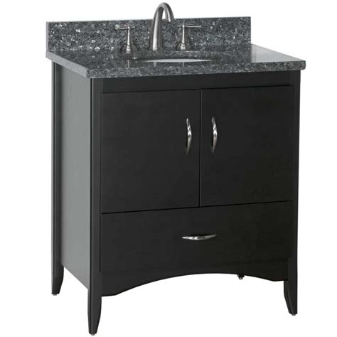 Black Is The New Black Abode Furniture Style Bathroom Vanities