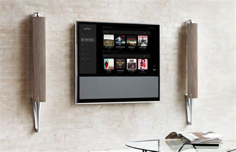 b o spotify team up for tv integration flatpanelshd