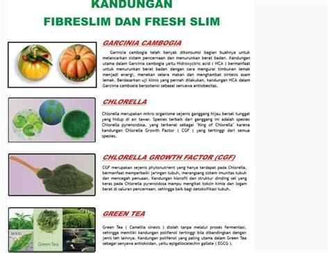 Fibreslim Freshslim Caps Pelangsing Aman Dan Sehat gracia abadi freshslim caps lazada indonesia