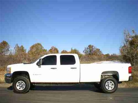 crew cab long bed find used 2008 chevrolet silverado 3500 lt crew cab long