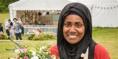 great british bake off great british bake off winner nadiya reveals how she literally kept her triumph under wraps