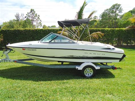 maxum boat trailer fenders maxum 1800 2005 for sale for 1 125 boats from usa